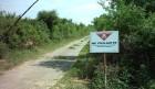 Uništavanje pronađenih minskoeksplozivnih i neeksplodiranih sredstava u Čistoj Maloj