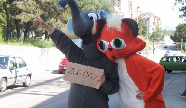 maskote zoo city