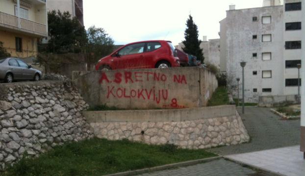 grafit sretno na kolokviju
