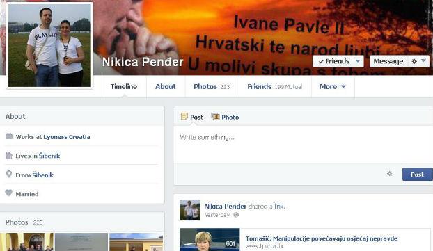 pender facebook