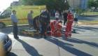 MURTER: Tri osobe ozlijeđene u sudaru tri automobila