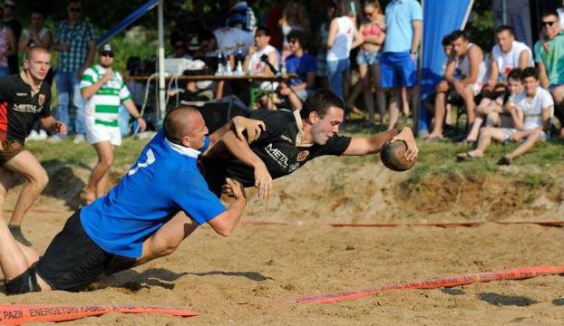 ragbi na pijesku 1