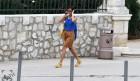 FOTO: Lijepe žene prolaze kroz grad…