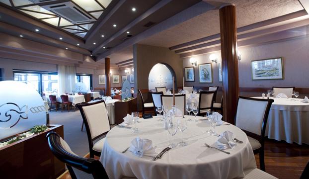 Sibenik, 24.04.2012 - Restoran Zlatna ribica