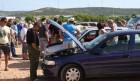FOTO: ŠIBENSKI HRELIĆ: Otvoren Sajam automobila na Podima