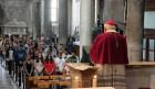 FOTO: Molitva za srednjoškolce u katedrali povodom početka školske godine