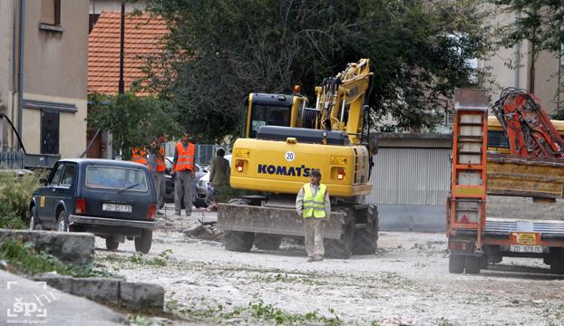 bosanska ulica radovi