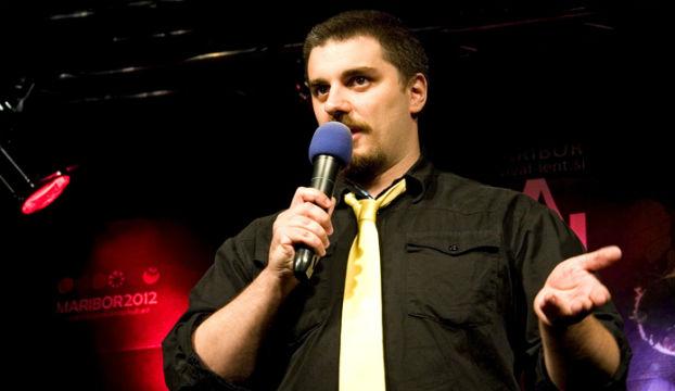 Nikola Silić stand up