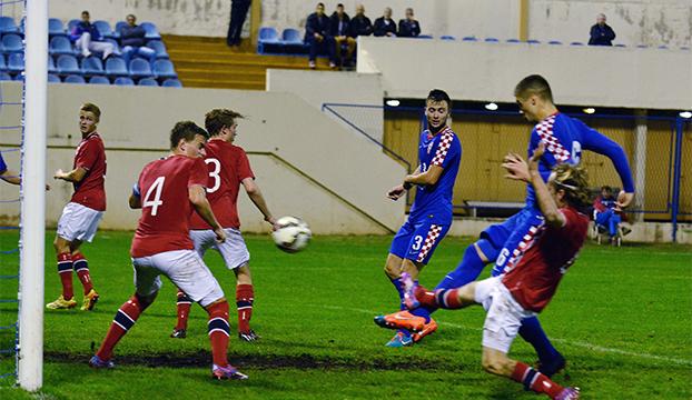 U21 hrvatska norveska 2-0