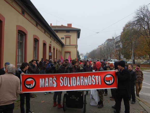 antifa sibenik mars solidarnosti zagreb  (2)