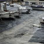 ŠIBENIK METEO: Sutra nam prijeti plimna opasnost
