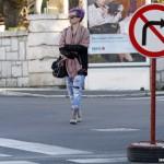 FOTO: Šetnja po buri? Nema problema!