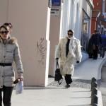 FOTO: Bunda je danas bila idealan odjevni komad za prohladno vrijeme u ŠIbeniku