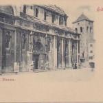 Šibenik kakav je nekada bio: kula Teodošević