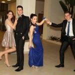 FOTO: MODNI SKENER: Tko je zablistao na maturalnom plesu Medicinsko-kemijske škole?