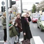 FOTO: Na novom križanju Bosanske i Radićeve pješaci po pet minuta čekaju za preći cestu