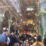 FOTO: U prepunoj šibenskoj katedrali proslavljena Cvjetnica