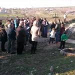 FOTO: Križni put i euharistijsko slavlje u Pokrovniku, župa Mirlović