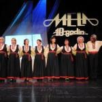 Nominacija murterske klape 'Mela' za Porina
