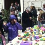FOTO: Pogledajte kako je bilo na sajmu na blagdan Cvjetnice u Tribunju