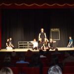 FOTO: Šibenčani 'odvalili od smija' gledajući studente u predstavi 'Evanđelje po Luki 40/60′