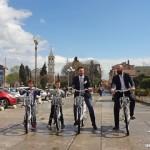 FOTO: Šibenik prvi u Dalmaciji dobio sustav javnih bicikala