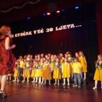 FOTO: TRIDESET GODINA CVRČKA: Svečani koncert u HNK Šibenik