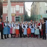 FOTO: KUD 'Spužvar' nastupio na smotri folklora u Metkoviću