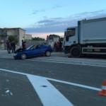OČEVID: 20-godišnji vozač Honde zabio se u Nijemce kod prometnog otoka u Rogoznici