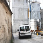 FOTO: Zbog privatnog gradilišta gradska ulica zatvorena sedam mjeseci
