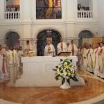 Hodočašće vjernika Šibenske biskupije Gospi Sinjskoj