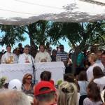 FOTO: Brojni vjernici na hodočašću Gospi od Tarca