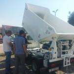 FOTO: Novo vozilo za odvoz otpada stiglo u Pirovac