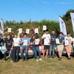 Grad Vodice ugošćuje old timer društvo iz Francuske koji putuju po Europi
