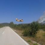 U gašenju požara kod Perkovića ozlijeđena 2 vatrogasca, Dukić poručuje:Ovo je sramota i tragedija