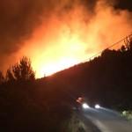 Otkriven uzrok velikog požara kod Omiša: Palio korov pa mu se vatra otela kontroli