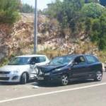FOTO: Htjele parkirati u usjeku na magistrali kod Primoštena pa izazvale sudar