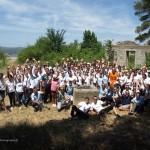 FOTO: NAJMASOVNIJA AKCIJA: Na +30°C tvrđavu sv. Ivan čistilo 80-ak aktivista