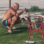 FOTO: Pituravaju se klupe u Zablaću