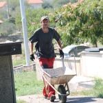 FOTO: Počeli javni radovi u Danilu