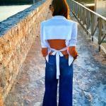 FOTO: INGA ARAS: Splićanka sa šibenskom adresom kreira ono što bi i sama nosila