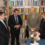 Potpisan ugovor za prvu fazu opremanja kninske knjižnice
