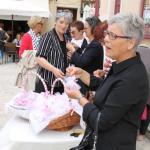 """""""Dan ružičaste vrpce"""": Šibenik obilježio svjetski dan borbe protiv raka dojke"""