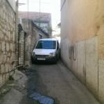 FOTO: Iz Šibenika si ako…ne zapneš u ovoj ulici!