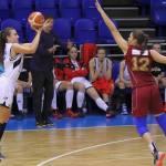 Petra Bašić predvodila Vodičanke do druge pobjede na U16 Champions Cupu u Sopronu