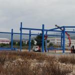 Nova proizvodna hala u industrijskoj zoni Podi