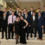 FOTO: Maturanti Prometno-tehničke škole sinoć zaključili sezonu maturalnih plesova