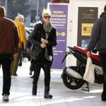 FOTO: Užurbanost na šibenskim ulicama tipična za ponedjeljak