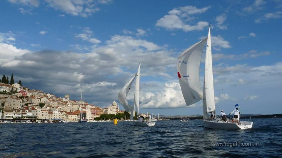 match race regata 1