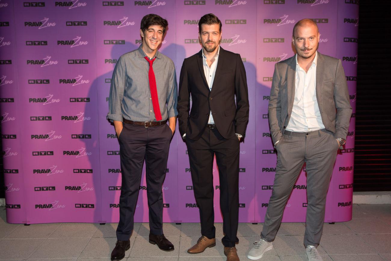 Domagoj Jankovic, Amar Bukvic i Petar Ciritovic